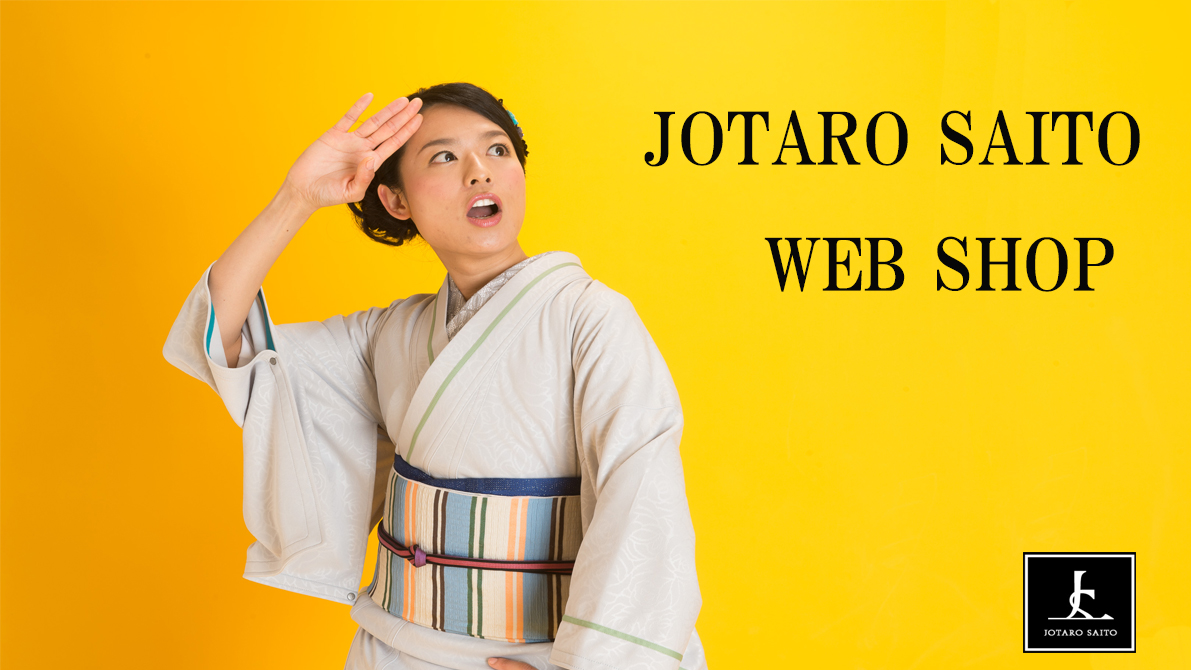 JOTARO SAITO WEB SHOP