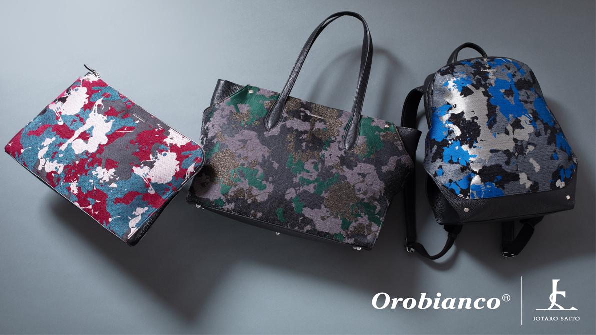 JOTARO SAITO × Orobianco
