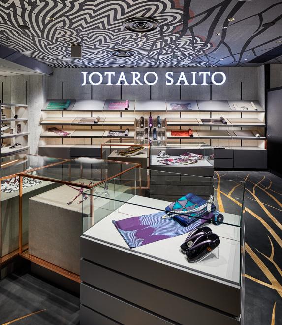 JOTARO SAITO GINZASIX店内写真